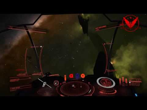 Elite: Dangerous - Federal Capital Ship Armada Transmission (Thargoids Return)