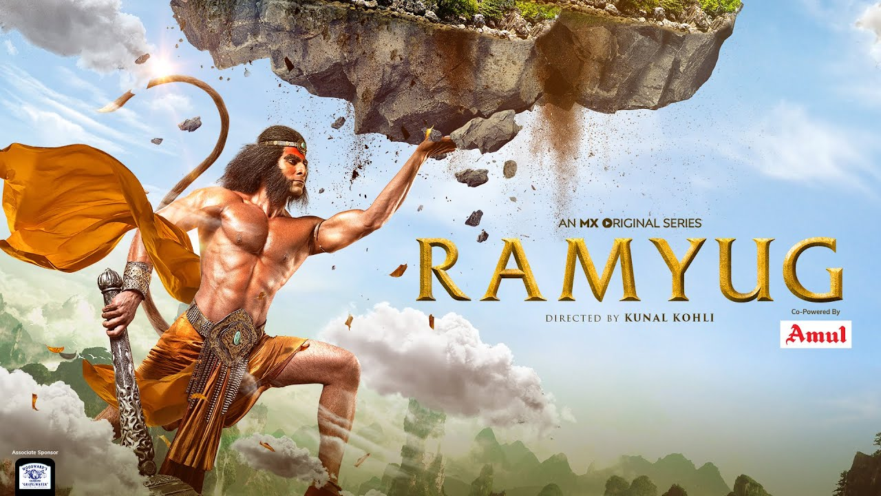 Ram Ji ke Doot - Vayuputra Hanuman | Ramyug | Kunal Kohli | MX Original Series | MX Player