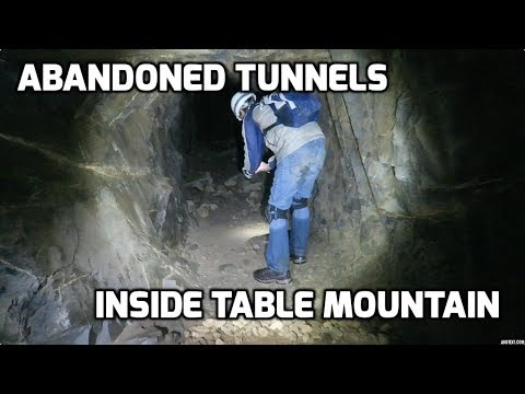 Abandoned Mine // Table Mountain // South Africa // VLOG_087