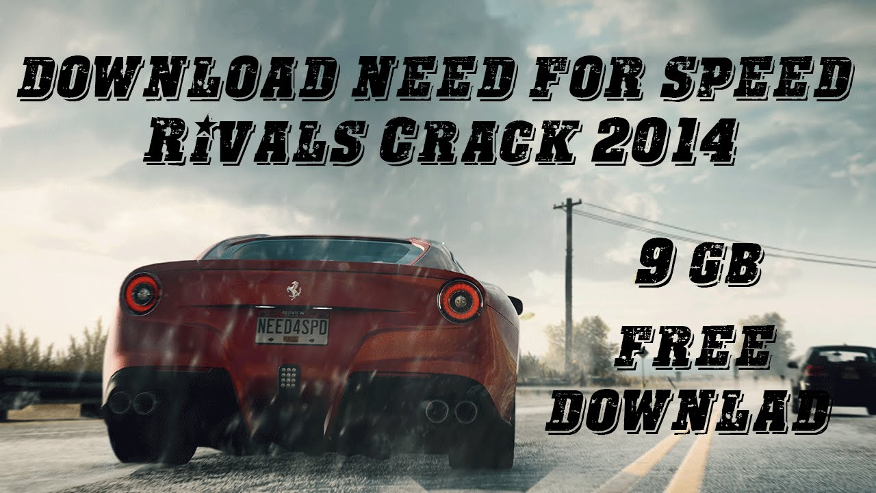 need for speed rivals pc download utorrent
