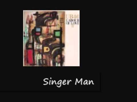 UB40 Singer Man Labour Of Love 2