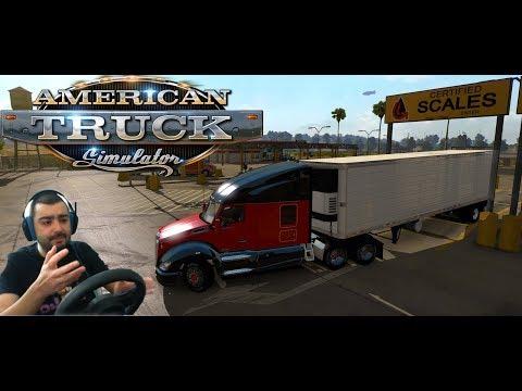 Добре Дошли в Света на American Truck Simulator #1