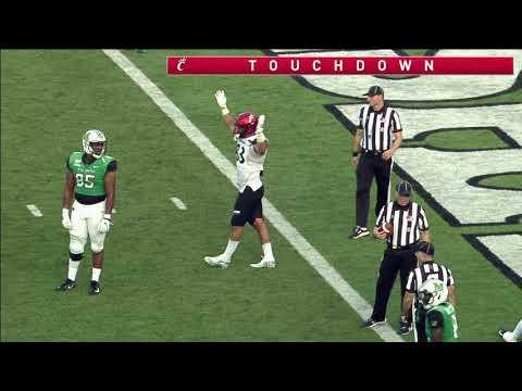 Football Highlights: Cincinnati 52, Marshall 14 (Courtesy CBS Sports)
