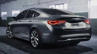 2016 Chrysler 100 Review Official !!