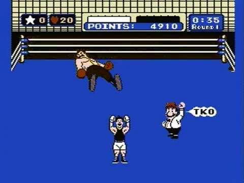 Mike Tyson's Punch-Out!! - Von Kaiser [0:35.61] (NTSC WR)