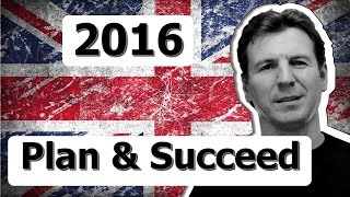 Английский язык - строим планы изучения языка на 2016