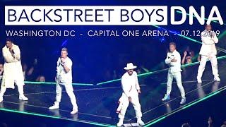 Baixar BACKSTREET BOYS - DNA Tour Concert - USA Washington DC 07.12.19 ( just few pieces are missing)