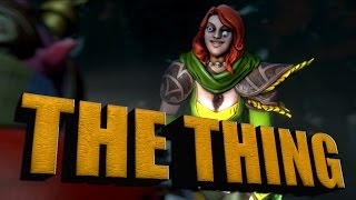 Dota 2 The Thing [SFM]