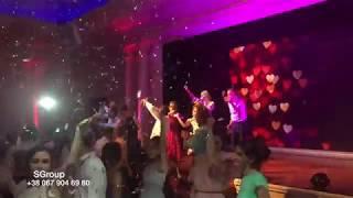 Музыка на свадьбу, артисты на праздник, Одесса, Украина SGroup - Туманы (cover Барских)