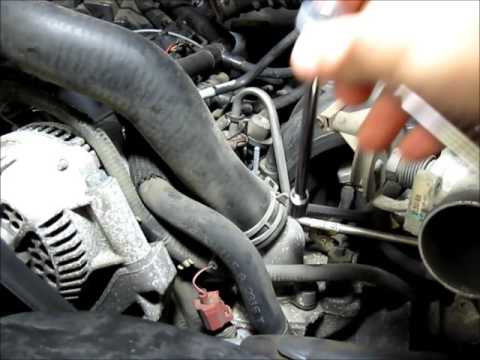 2002 Ford Ranger Edge 3.0 radiator and thermostat replacement