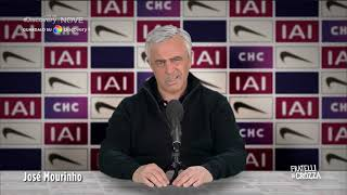 "Crozza Mourinho ""La Super League? Troppa avidità..."""
