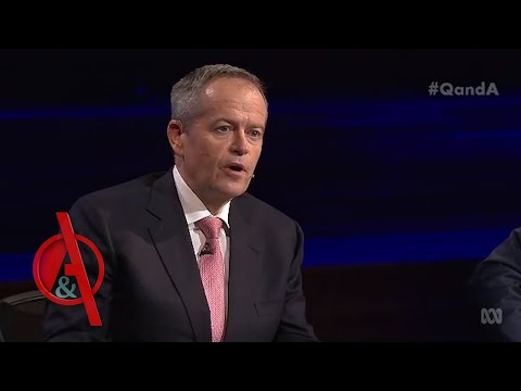 Bill Shorten On His Mother's Struggles And What Motivates Him  | Q&A