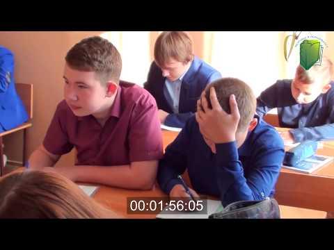 Янущак Лицей урок Черемхово