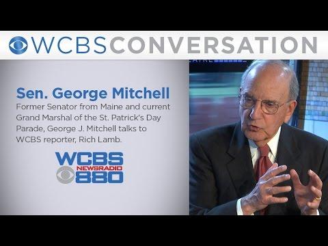 WCBS Conversation with Sen. George Mitchell