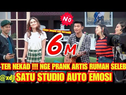 🔴 PRANK LUNA MAYA !!! ARTIS RUMAH SELEB AUTO DI BIKIN EMOSI