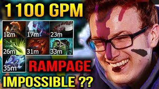 MIRACLE Anti Mage 1100 GPM - HOW IS THIS POSSIBLE??? Dota 2