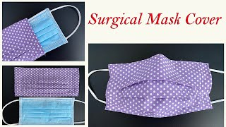 Fast Easy How to Make Surgical Face Mask Cover More Protection Capa de máscara facial PDF