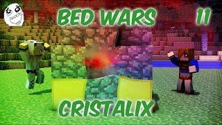 Minecraft Bed Wars #11|ОЧЕНЬ СЛОЖНАЯ ИГРА ч.2(Cristalix)