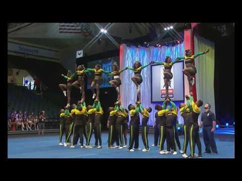 Team Jamaica Cheer (Final) ICU Worlds 2017