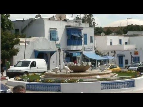 Tunis Sidi Bou Said and Carthago