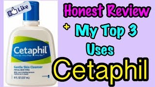 Cetaphil - Top 3 Uses for Glowing Flawless Skin   Honest Review   JSuper Kaur