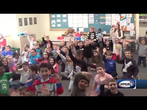 School visit: Beaver Meadow School in Concord