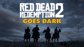Red Dead Redemption 2 GOES DARK - The Know Game News