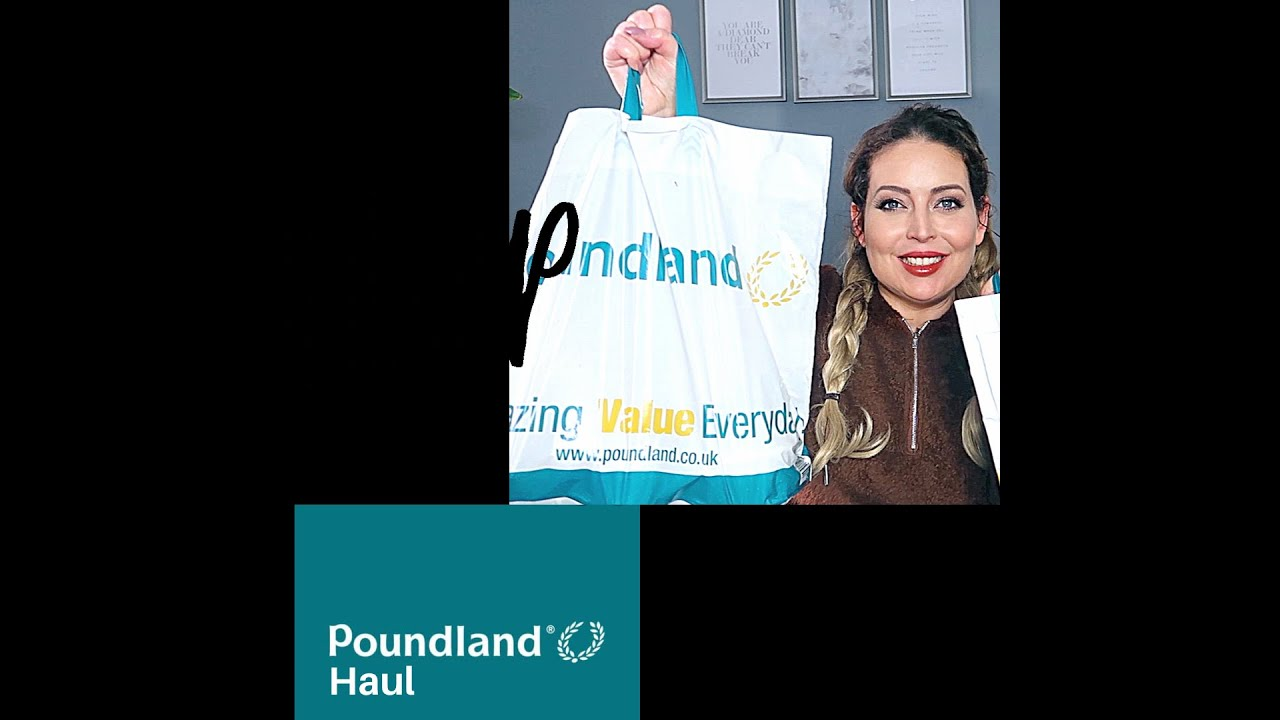 POUNDLAND HAUL - Tanya Louise