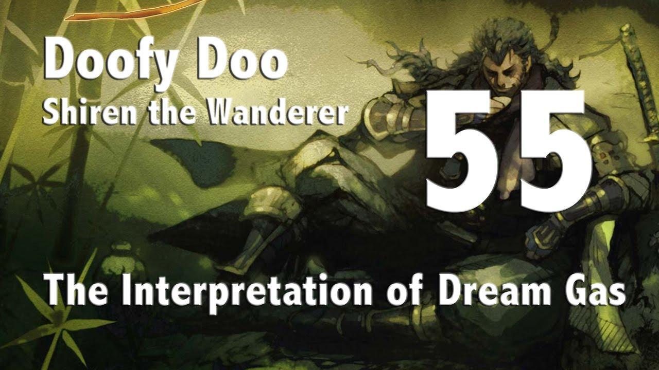 the wanderer interpretation