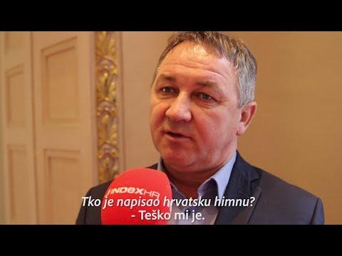 INDEX VIDEO Pitali smo zastupnike tko je napisao hrvatsku himnu, odgovori su sramotni