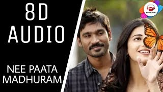 Download lagu Nee Paata Madhuram Song || (8D AUDIO) || creation3 || USE EARPHONES