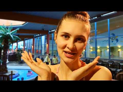 Vlog 16.02.2020 / Бассейн в Германии.