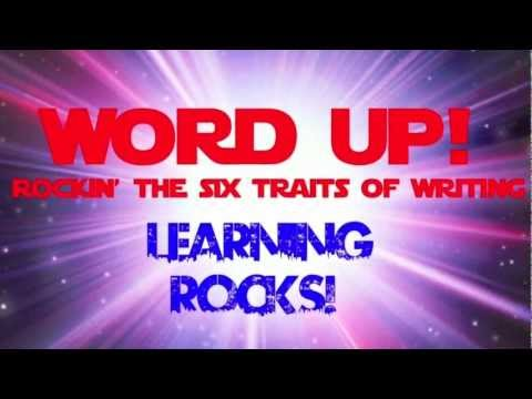 Conventions Rockin' the Six Traits of Writing