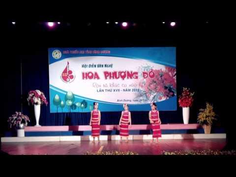Hoa phuong do tinh Binh Duong 2013