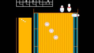 Arcade Game: Pro Bowling (1983 Data East)