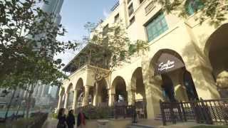 Serafina - Souk Al Bahar, Downtown Dubai