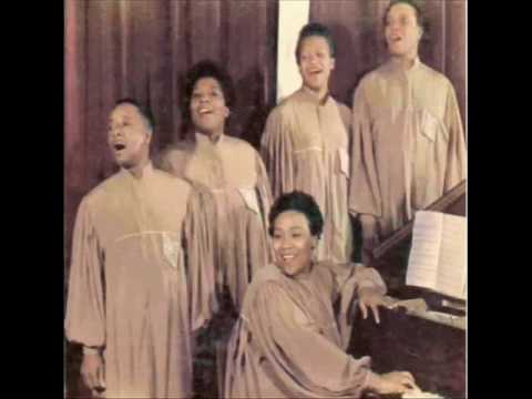 """""""Come Into My Heart, Lord Jesus"""" (1955)- The Roberta Martin Singers"""