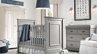 Shocking Gray Baby Rooms