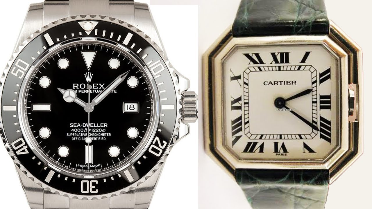 a98ff22c4a01b Reviewing A Rolex & Cartier Two-Watch Collection :: COLLECTION REVIEW