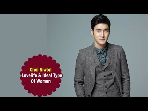 dating siwon would include