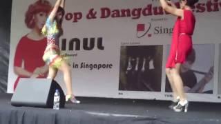 Inul & Rosalina - Goyang Inul