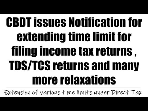 GSTR9/9C DATE EXTENSION|WHETHER GSTR9/9C DUE DATE WILL BE EXTENDED|GST ANNUAL RETURN DATE EXTENSION from YouTube · Duration:  11 minutes 55 seconds