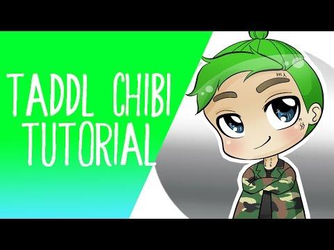 Chibi Taddl Zeichnen Tutorial