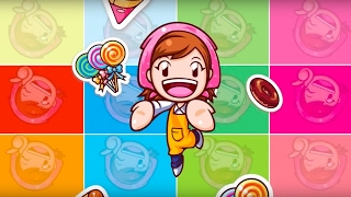 Cooking Mama: Sweet Shop Official Reveal Trailer