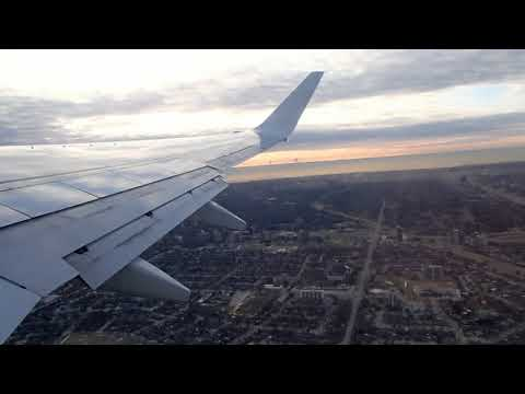 Airtransat Take off from YYZ Toronto to Roatan 2018