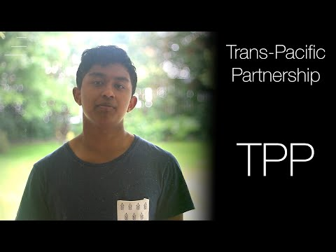 Trans-Pacific Partnership (TPP) - Simply Explained