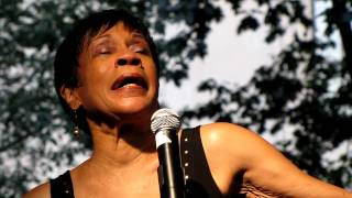 Bettye LaVette, Blackbird, Madison Square Park, NYC 8-8-12