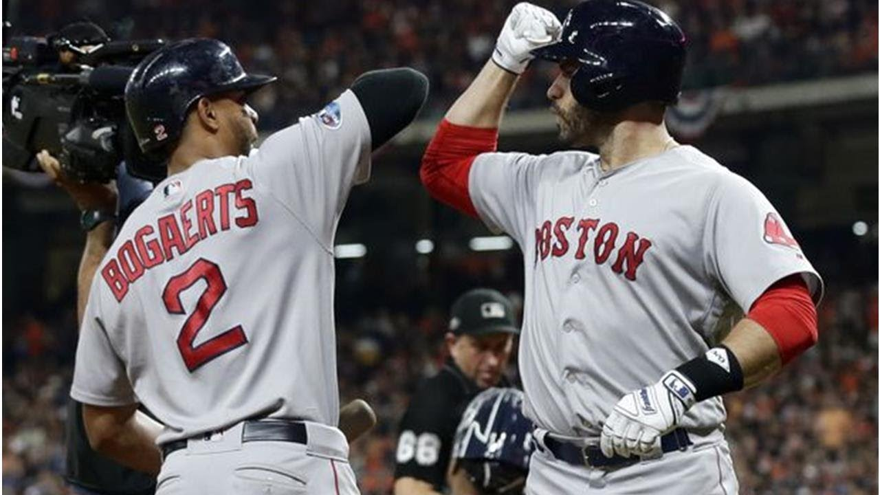 Red Sox Vs. Padres Lineups: JD Martinez Remains In Right For Middle Game
