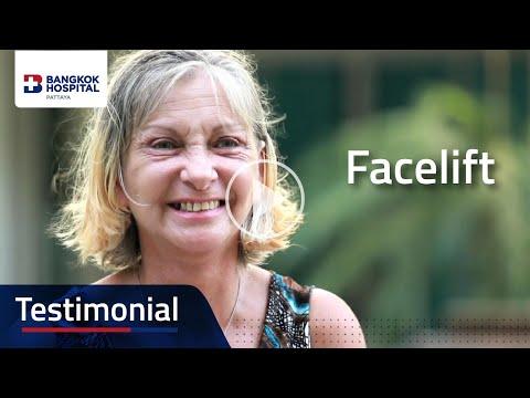 Facelift : Bangkok Hospital Pattaya