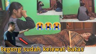 TEGONG SUDAH KELEWAT BATAS